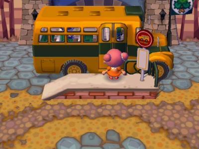 バスに乗って・・・