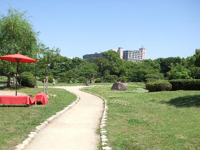 宮本武蔵の庭園