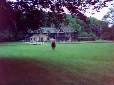 公爵の家の庭