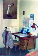 寮の部屋2