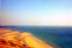 アブランシュの海