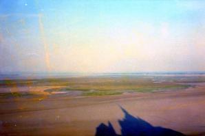 モンサンミッシェルの海3