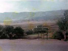 トルコ砂漠地帯