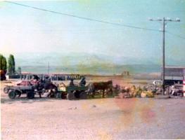 アフガンアグリ標識