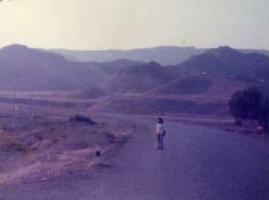 トルコの道