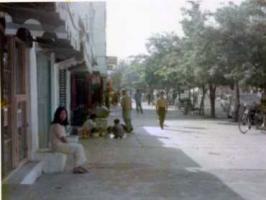 カブールチキンストリート