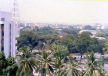 バンガロールの町