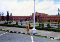 バンガロール建物