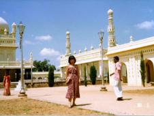 マイソールのヒンドゥー寺院