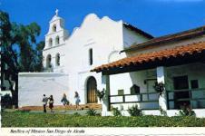 サンディエゴの白い教会500