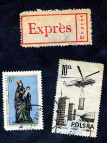 ポーランド切手2