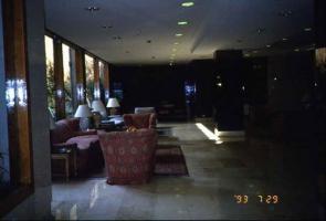 マドリッドのホテルロビー2