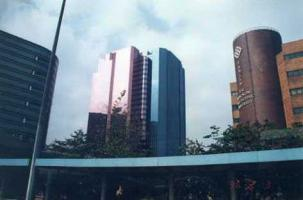 香港ビル風景2