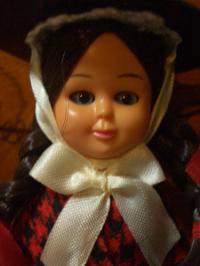 ウェールズの人形
