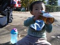 ペットボトル記念日。