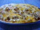 カレーチーズ焼き