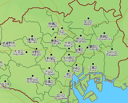アメッシュ tokyo