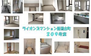 ライオンズマンション新潟古町 室内写真