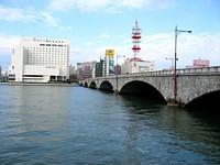新潟人が好きな風景1位 萬代橋