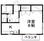 ☆アパート間取り☆