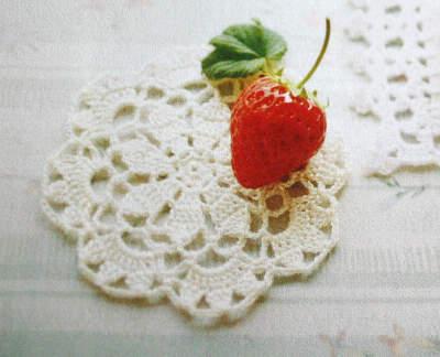 フェリシモのレース編み