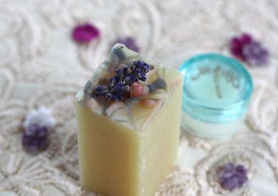 手作り石鹸とハンドクリーム