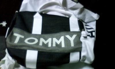 トミーのバッグ