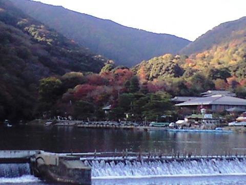 arasiyama hozugawa