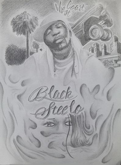 black steelo