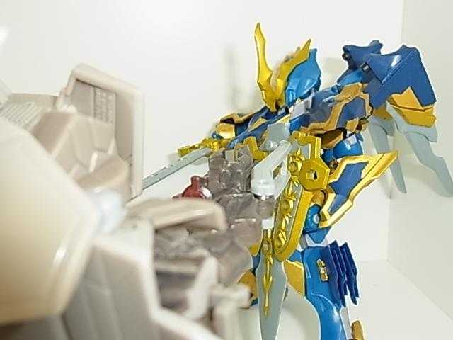 蒼騎士バトル4