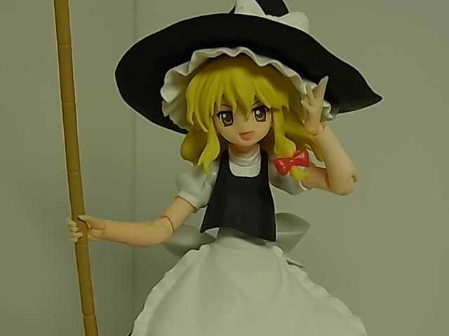 魔法少女キリサメ☆まりさ