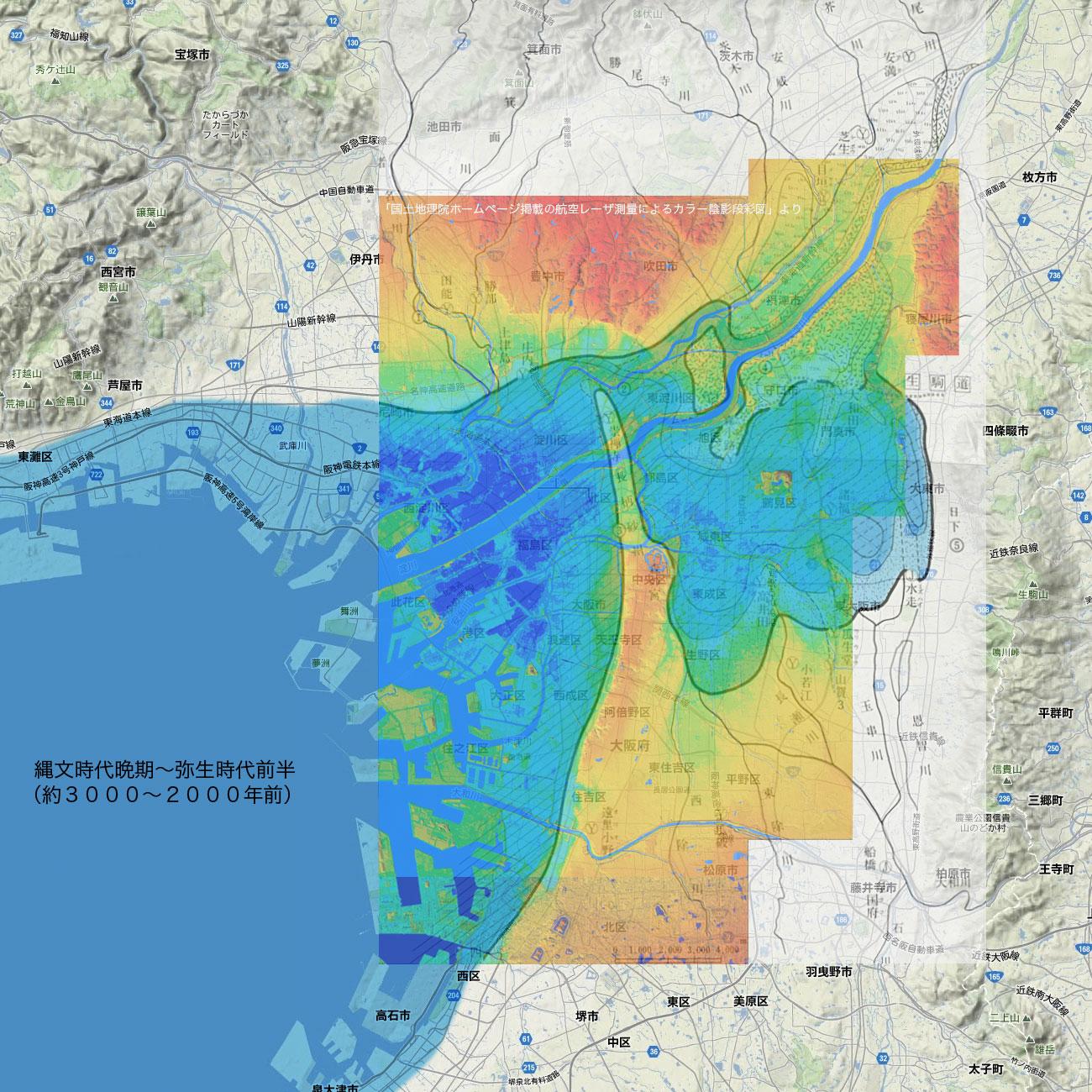 十三のいま昔を歩こう : アース ... : 日本の平野 地図 : 日本