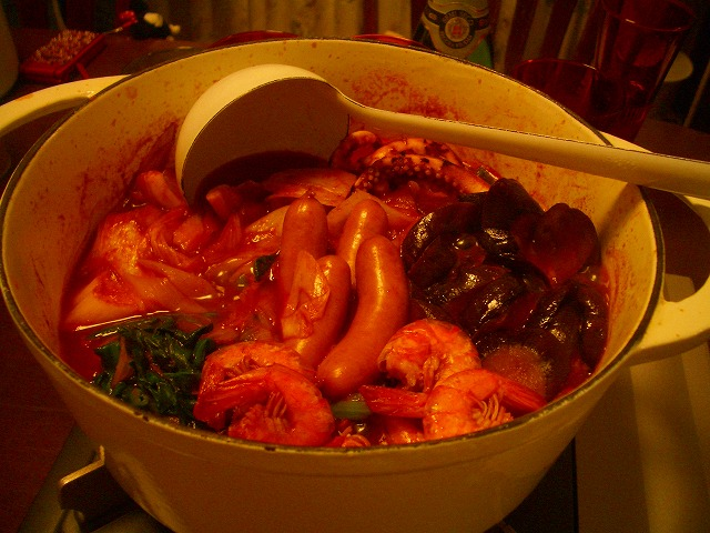 20091224 トマト鍋 009