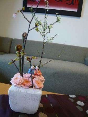 2010.2ひな祭りのモダンアレンジ4p