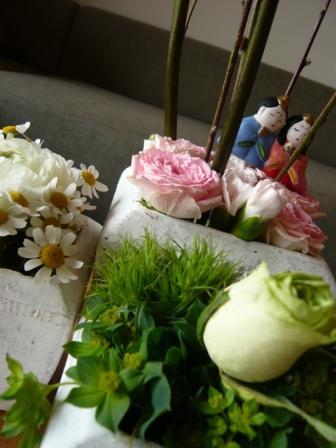 2010.2ひな祭りのモダンアレンジ7p