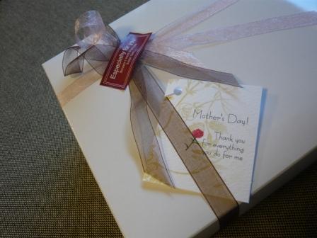 2010.4母の日に贈るプリザのフレームアレンジp6