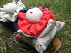 ざぶとん人形1