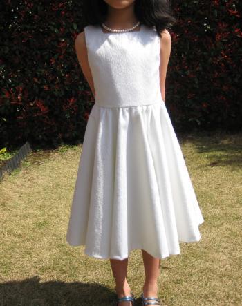 うさぎドレス3