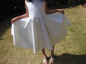 うさぎドレス2