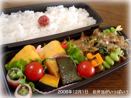 081201お弁当1