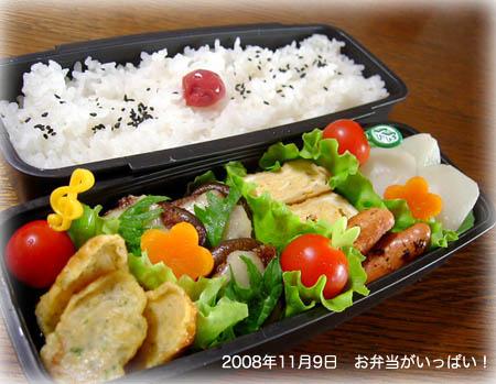 081209お弁当1