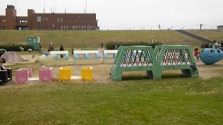淀川河川公園④