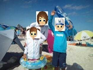 白良浜海水浴場③