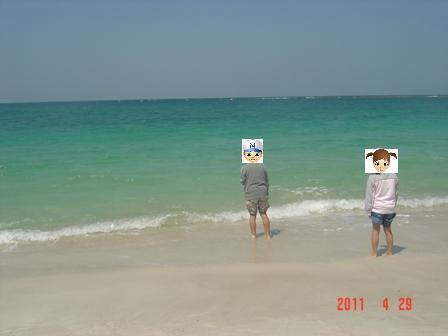 白良浜海水浴場④