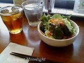 チモロカフェ フリードリンク&サラダ
