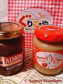 アーモンドチョコレート&キャラメルのクリーム