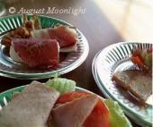 ハム寿司、骨付きハム、ベーコン、とろ煮豚など