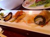 ホイアンカフェ スペシャルランチセット 5種の前菜