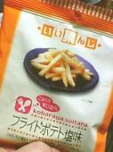 いい菓んじ フライトポテト塩味