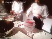 ラ・ベットラ プチトマトと苺のコンポート